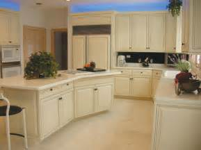 Repainting Kitchen Cabinets Without Sanding Refinish Kitchen Cabinets Antique White Roselawnlutheran