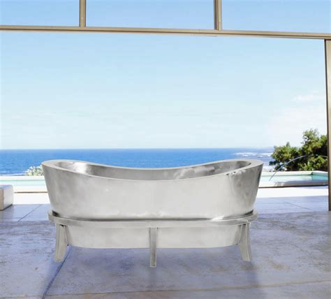 steel bathtubs remove a stainless steel bathtub the homy design
