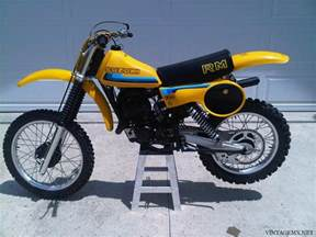 1980 Suzuki Rm 125 1980 Suzuki Rm125t Showcase Bike Vintagemx Net