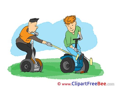 segway images segway clipart vacation illustrations