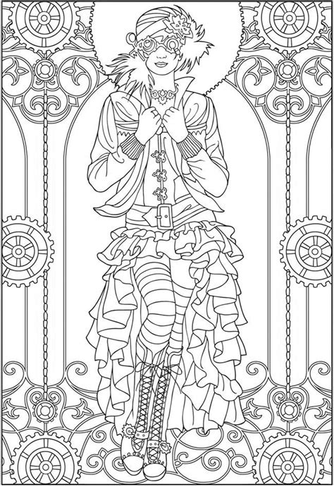 fashion coloring book an coloring book with beautiful and relaxing coloring pages books free printable fashion coloring pages for adults