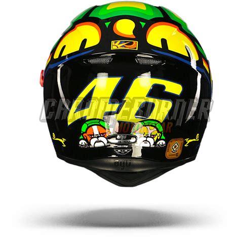 Helm Agv K3 Sv Tartaruga agv k 3 sv tartaruga valentino turtle k3 sv motorcycle helmet new ebay
