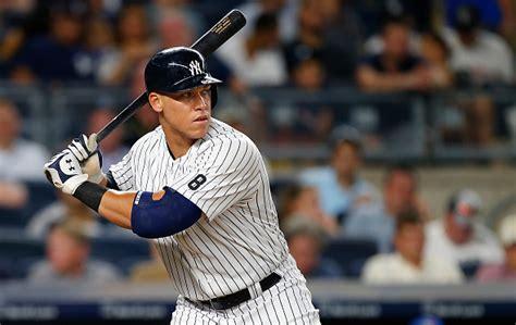 Aaron Judge Off To Historic Start To Begin Yankees Career Bronx - images aaron judge