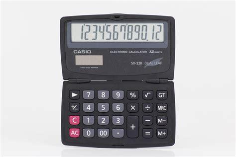 Calculator Kalkulator Casio Sx 300 Harga Grosir harga spesifikasi casio calculator sx 220 hitam terbaru cek kelebihan dan kekurangan harga