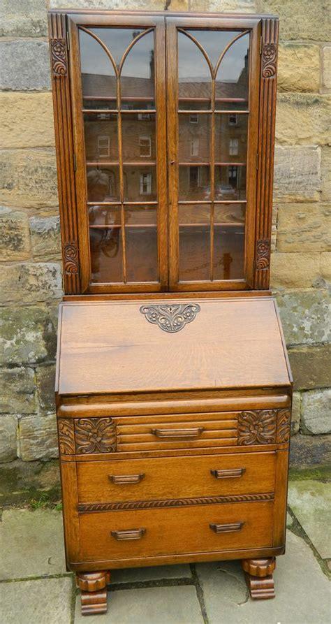 oak bureau bookcase antiques atlas oak bureau bookcase antiques atlas