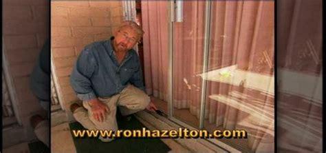 How To Fix A Sliding Closet Door How To Adjust Repair Sliding Patio Doors 171 Construction Repair