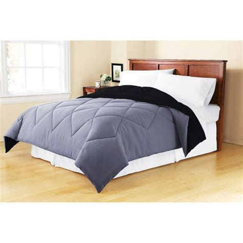 mainstays microfiber comforter mainstays reversible microfiber bedding comforters choice