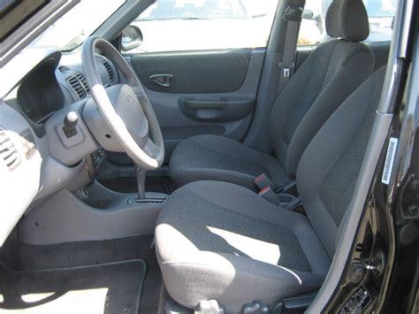 Hyundai Accent 2001 Interior by 2001 Hyundai Accent Interior Pictures Cargurus