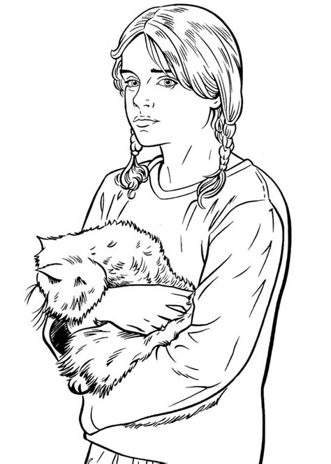 coloring pages harry potter and the goblet of fire kids n fun com all coloring pages about teens difficult
