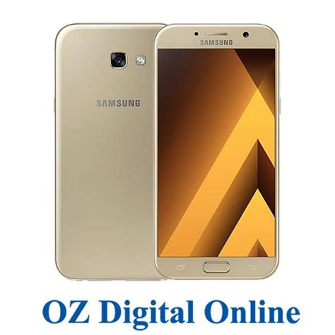 Samsung A5 2017 A 520 3gb 32gb New Garansi Resmi Sein new samsung galaxy a5 2017 dual a520 4g 32gb gold 16mp lte 5 2 quot unlocked phone ebay
