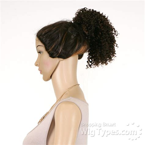 how to jazz up a ponytail with pictures wikihow freetress synthetic drawstring ponytail jazz water