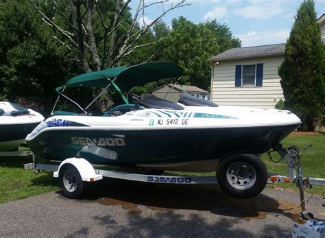 seadoo challenger 1800 for sale sea doo challenger 1800 1997 for sale for 4 200 boats