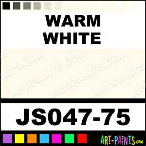 best warm white paint color warm white artists colors acrylic paints js047 75 warm