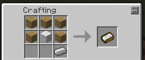 how do you craft a bed in minecraft cats yogbox wiki