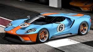Ford Gt Le Mans 2016 Ford Gt Le Mans Engine Design Specs