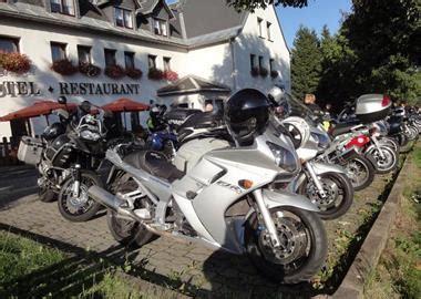 Motorrad Ecke M Nster by Motorrad Hotels In Deutschland