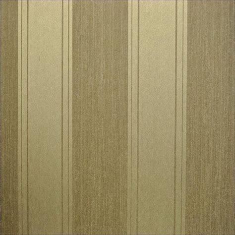 coffee stripe wallpaper atenea gold and coffee stripe 20205