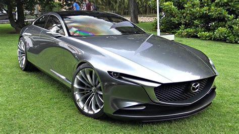 Mazda Vision Coupe 2020 by マツダビジョンクーペインテリア エクステリア ドライビング Mazda Vision Coupe 2020