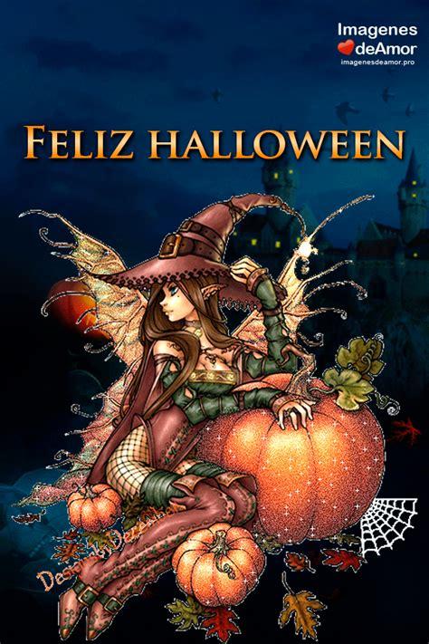 imagenes bellas de halloween imagenes de halloween brujas con movimiento