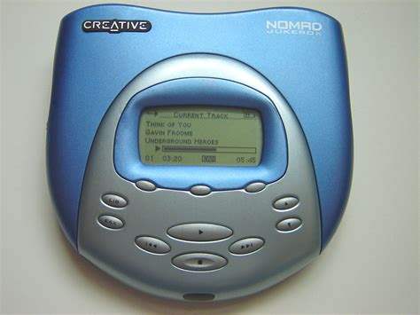 Its That Hello Again In A Usb Mp3cd Player by The Pmp300 Can This Classic 18 Year Mp3