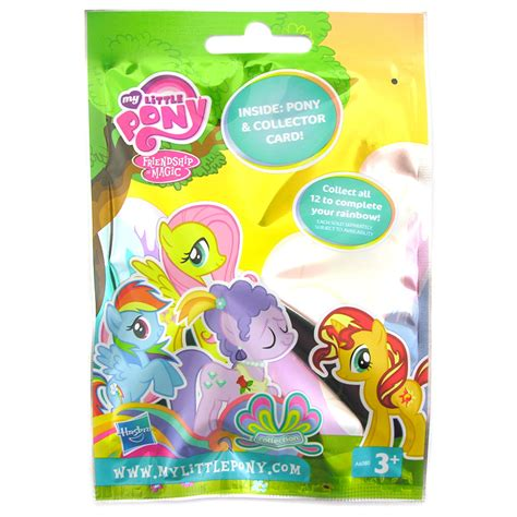 My Pony Blind Bag Toys my pony blind bag assorted one supplied new ebay