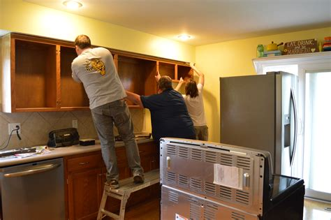 how to demo kitchen cabinets demo derby kitchen style loving here