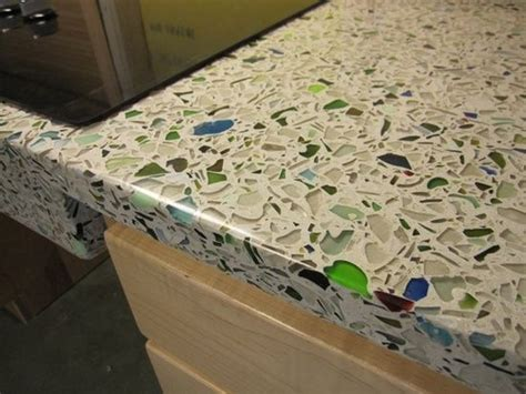 Glass Cement Countertops by One Of Jason S Next Projects Maybe Broken Glass Concrete