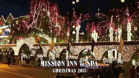mission inn christmas lights 2017 john dingler moviettes exle of a one shot moviette