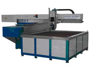 water jet cutting table x1520 china water jet cutting