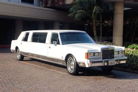 Lincoln Limo by Lincoln Limousine Lincoln Lincoln