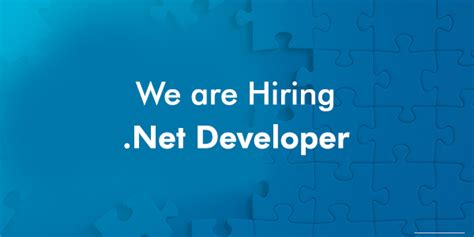 Dot Net Developer We Are Hiring Net Developers Cg Parivar It Solutions