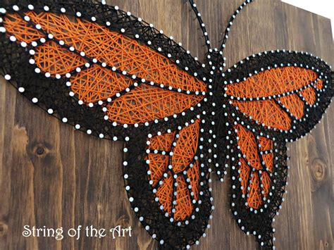 Arts And Crafts String - butterfly string kit crafts kit diy string