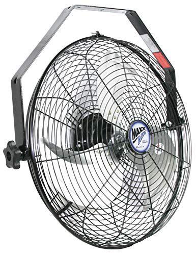 maxxair hvwm  ups wall mount    fan garage ideas