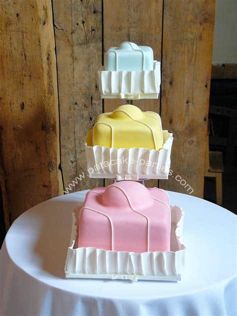 Fancy Wedding Cakes pat a cake fondant fancy wedding cake