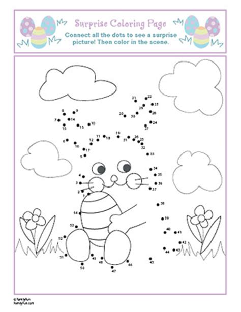 easter bunny coloring pages games easter bunny coloring page connect the dots v 197 r p 197 sk