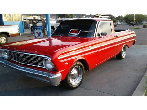 1964 Ford Ranchero by 1964 Ford Ranchero For Sale 26 Used Cars From 2 900