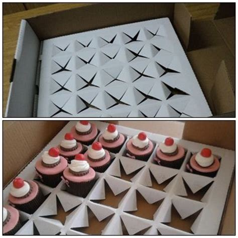 how to put a box together 25 best ideas about cupcake carrier on pinterest