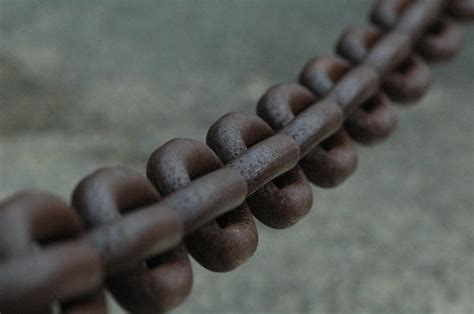 necklace ship iron chain  photo  pixabay
