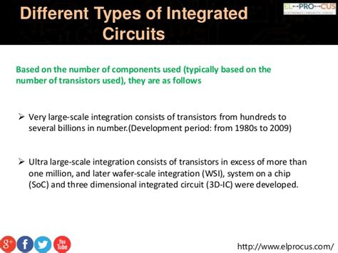 advantages of digital integrated circuits advantages of digital integrated circuits 28 images international journal of