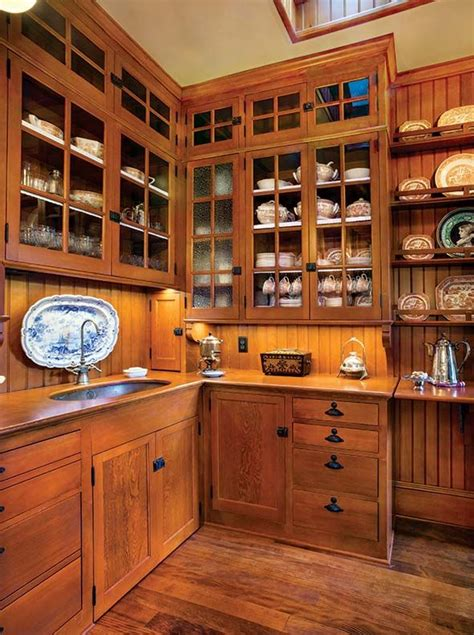 old wooden kitchen cabinets best 25 vintage pantry ideas on pinterest