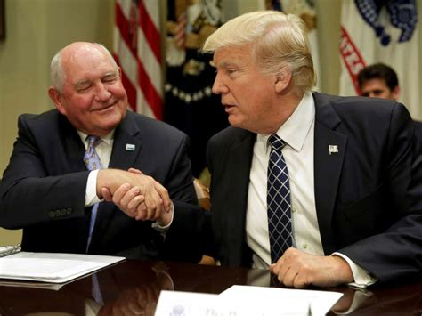 designated survivor trump sonny perdue picked as designated survivor for the state