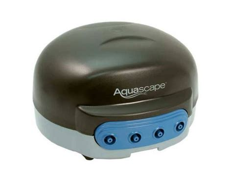 aquascape supplies aquascape 75001 pond air 4 aeration kit yard outlet