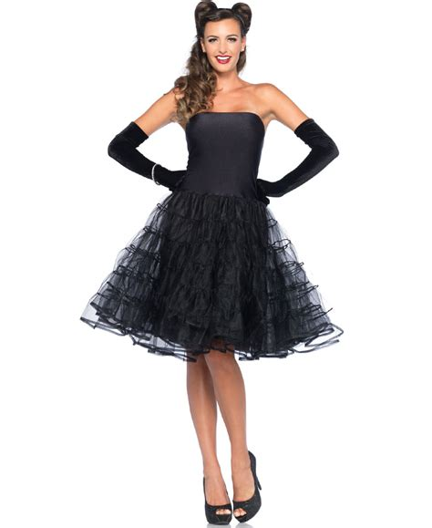 swing skirt dress rockabilly swing dress with tulle skirt and optional