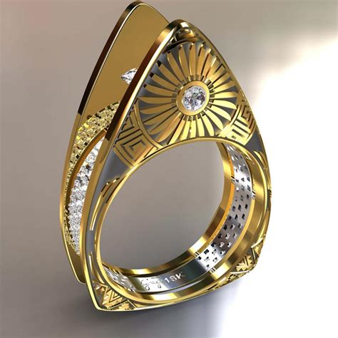 Gorgeous Jewelry by Gorgeous And Innovative Designer Ring Creations Gorgeous