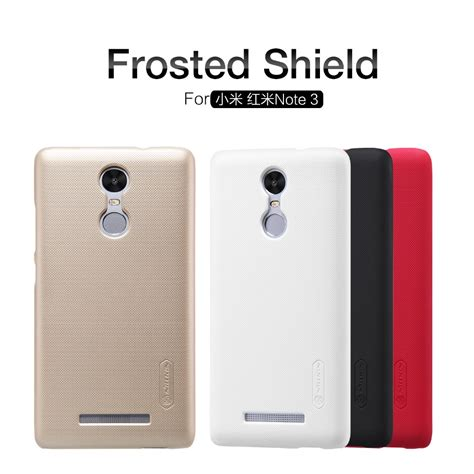 Casing Promo Back Door Redmi Note3 Redmi Note3 Pro Back Redmi N xiaomi redmi note 3 cover xiaomi redmi note3 nillkin frosted shield back cover