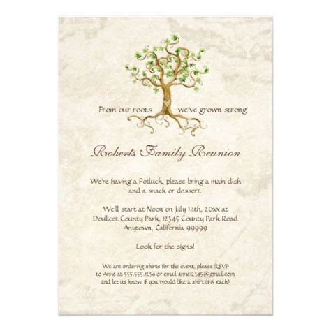 family reunion invitation template family reunion invitation template