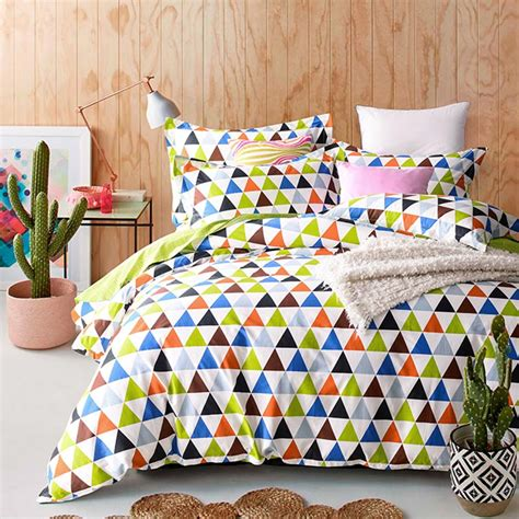 colorful comforter sets colorful and classic cotton bedding set ebeddingsets