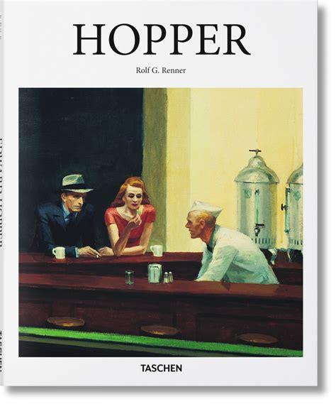 libro edward hopper forty masterworks hopper petite collection art 201 ditions taschen