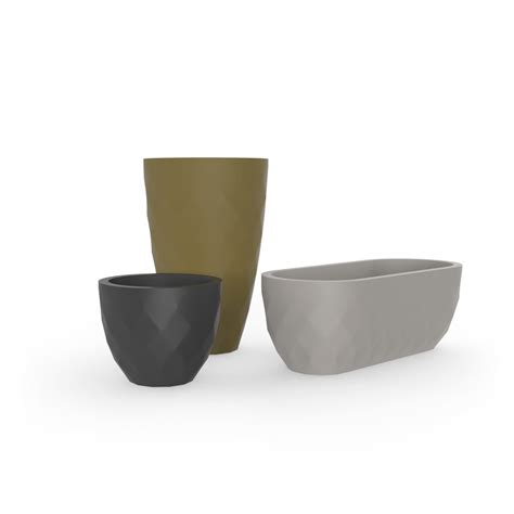 Planter Vase by Vases Table 210x100x73 By Jm Ferrero Tables Vondom