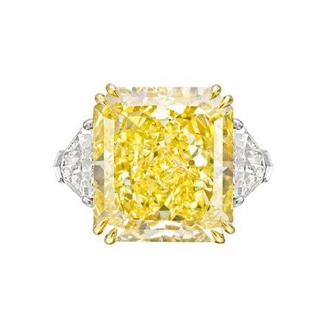 Yellow Chandelier Earrings 13 01 Carat Fancy Intense Yellow Diamond Ring Betteridge